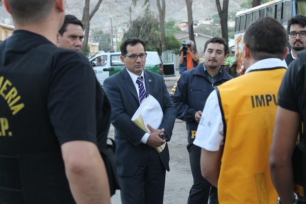 Fiscalía realizó diligencia clave en  caso de homicidio ocurrido en Copiapó