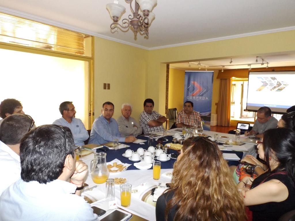 Comité de Abastecimiento del Clúster Minero Atacama programó actividades y eventos del 2014