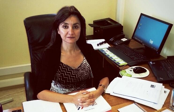Seremi MEDIO AMBIENTE Ingrid Aguad