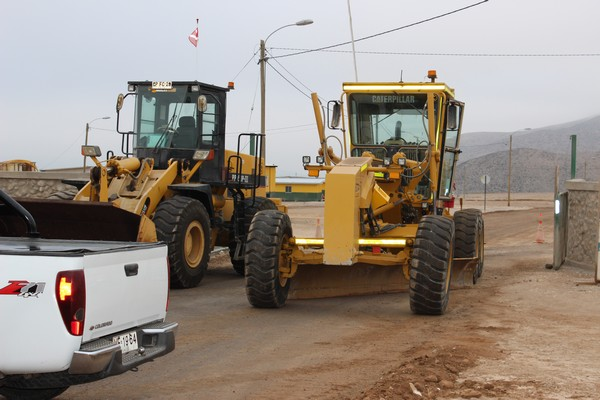 Subcontratistas bloquearon acceso a relleno sanitario en Vallenar