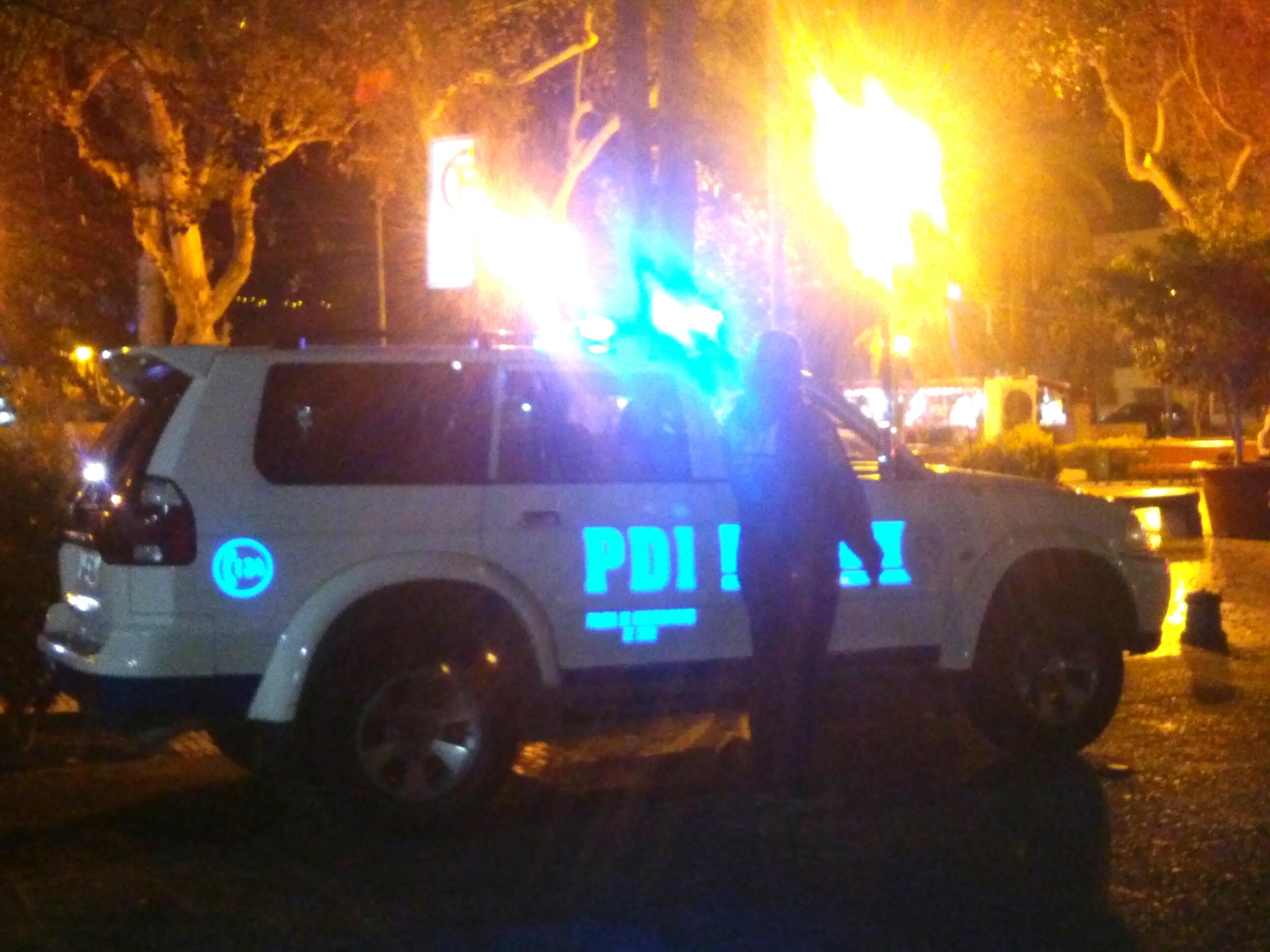 PDI detiene a 27 personas que estaban prófugas de la justicia