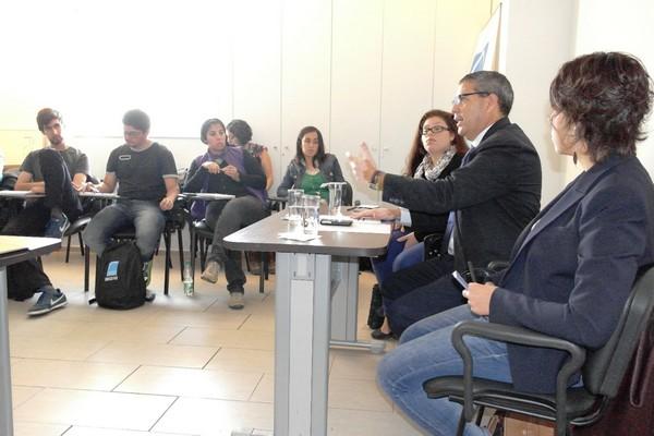 Seremi de Desarrollo Social participa en jornada de bienvenida a nuevos profesionales SERVICIO PAIS