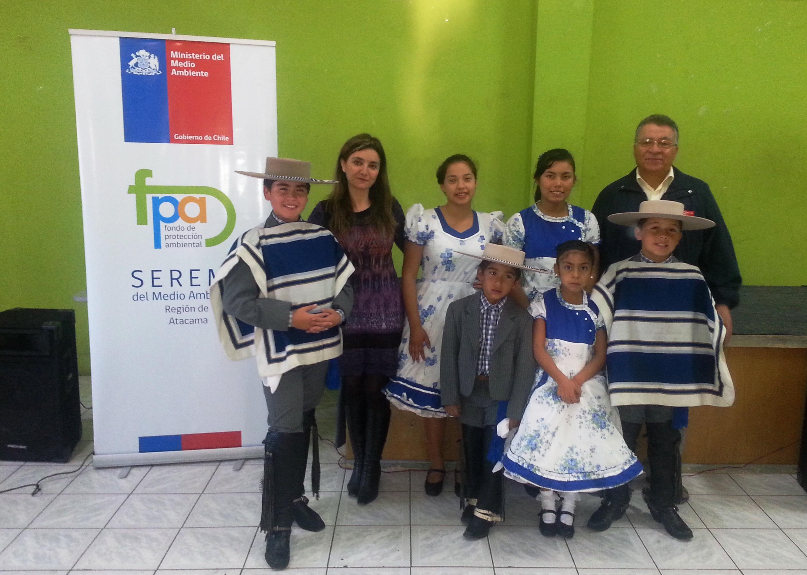 Seremi del Medio Ambiente celebró el Día de la Tierra lanzando Proyecto FPA en Vallenar