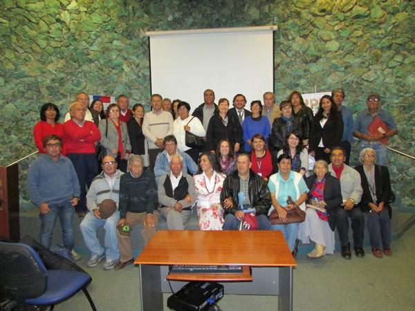 Hospital Provincial del Huasco organiza II seminario para Personas Mayores en Vallenar