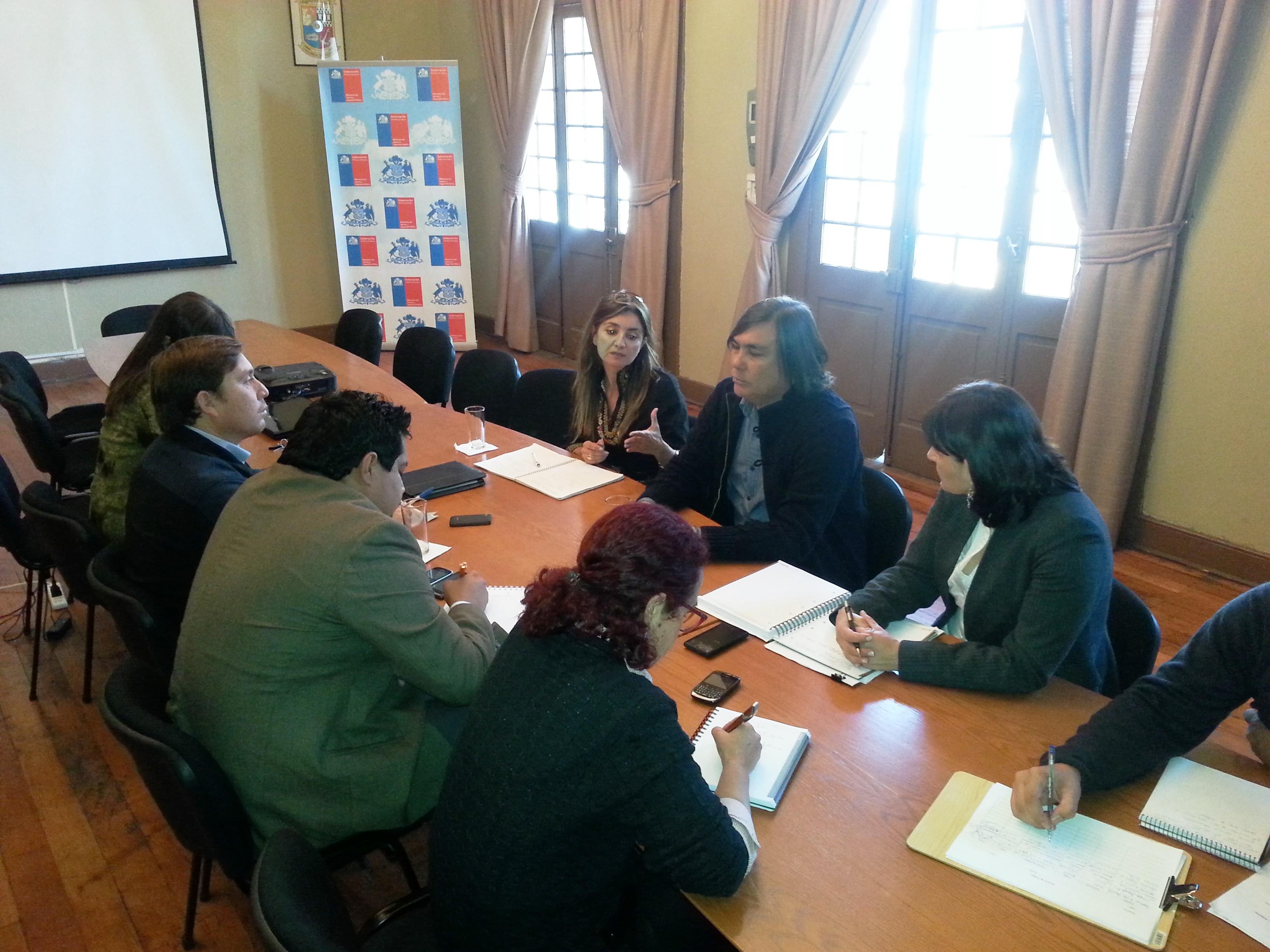 Seremi del Medio Ambiente encabezó primera reunión de coordinación para mesa medioambiental de la Provincia de Huasco