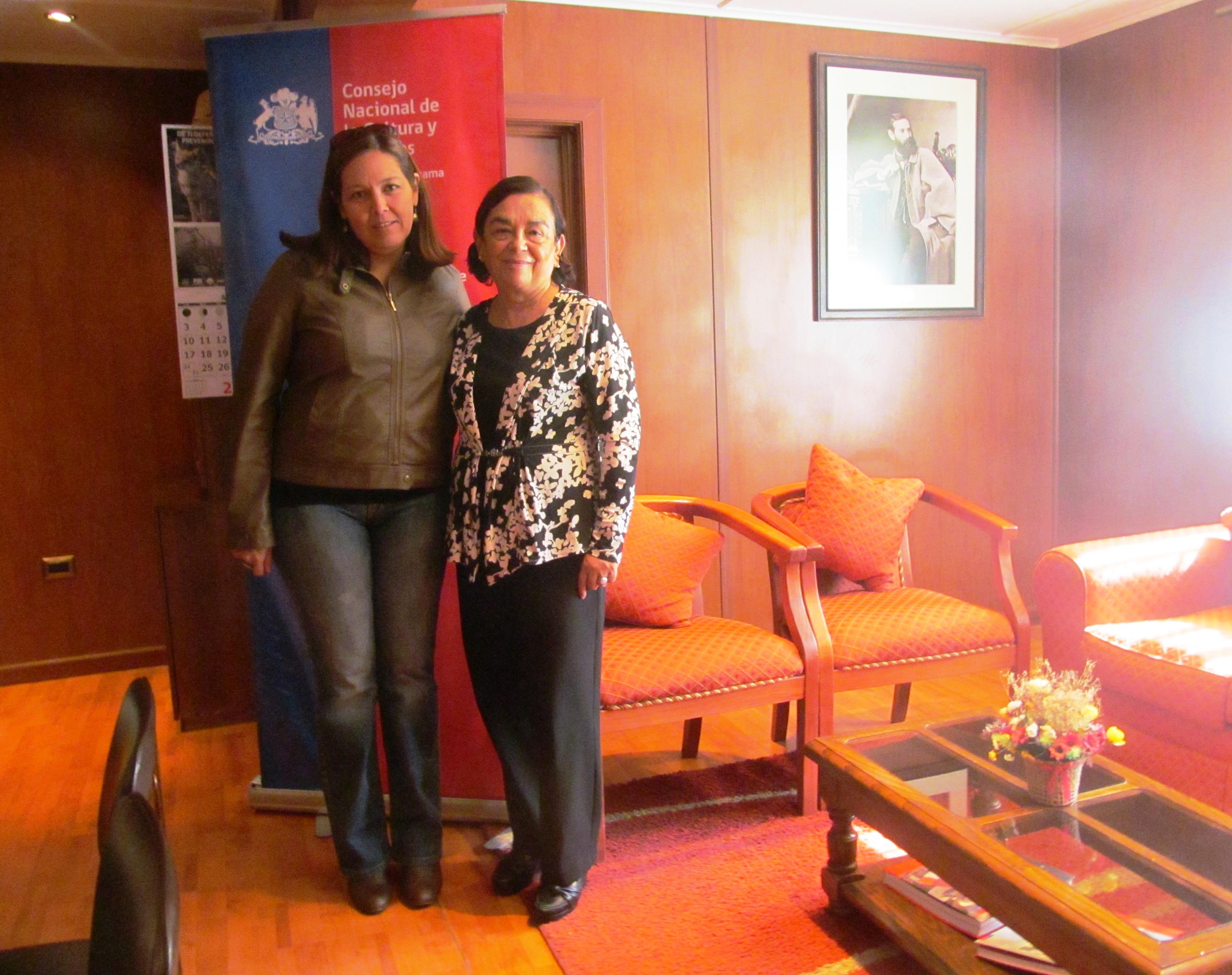 Directora de Cultura y Artes visita Alto del Carmen y detalló nuevo aporte familiar