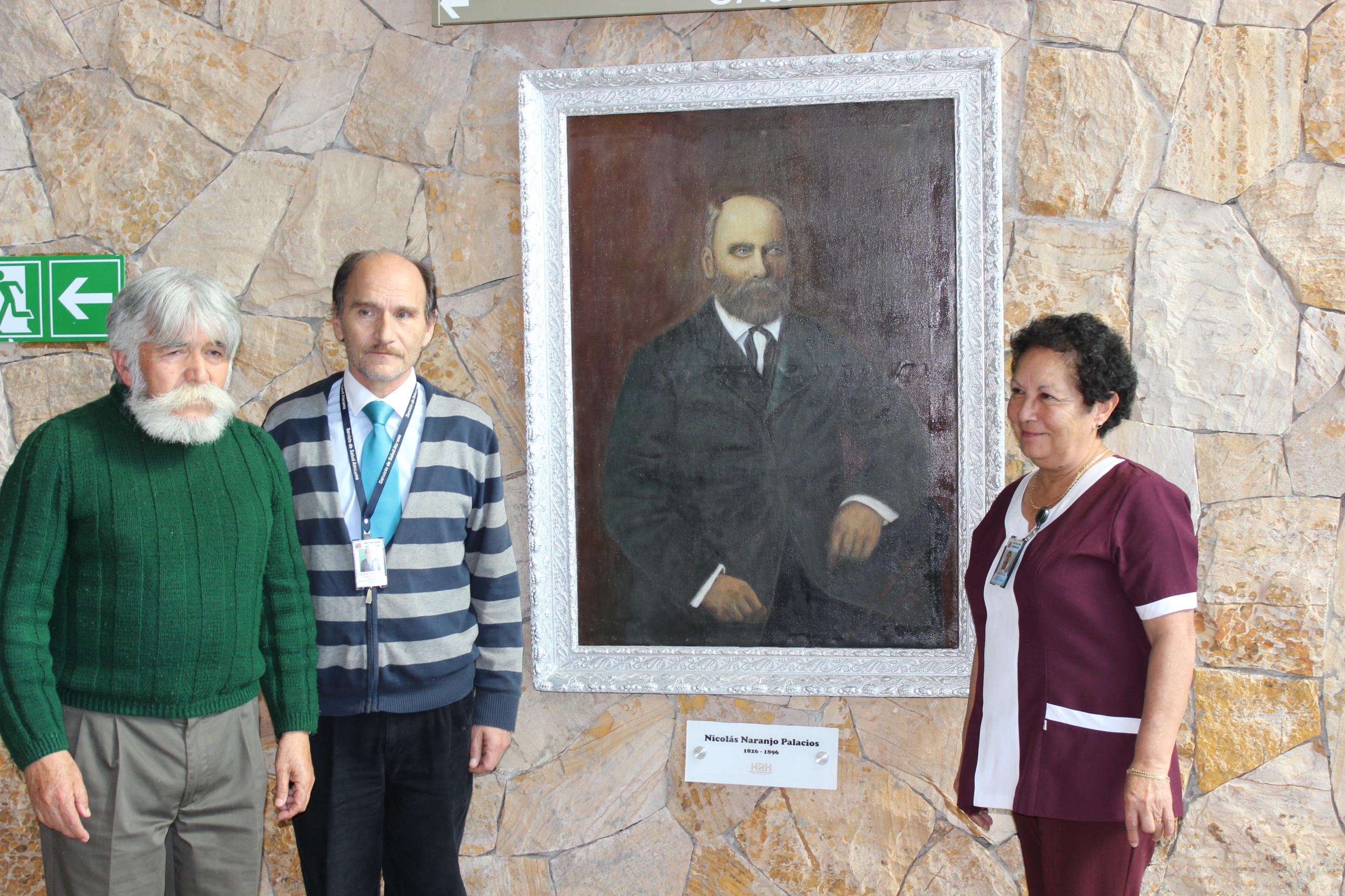 Hospital Provincial del Huasco inaugura placa conmemorativa y  exposición fotográfica