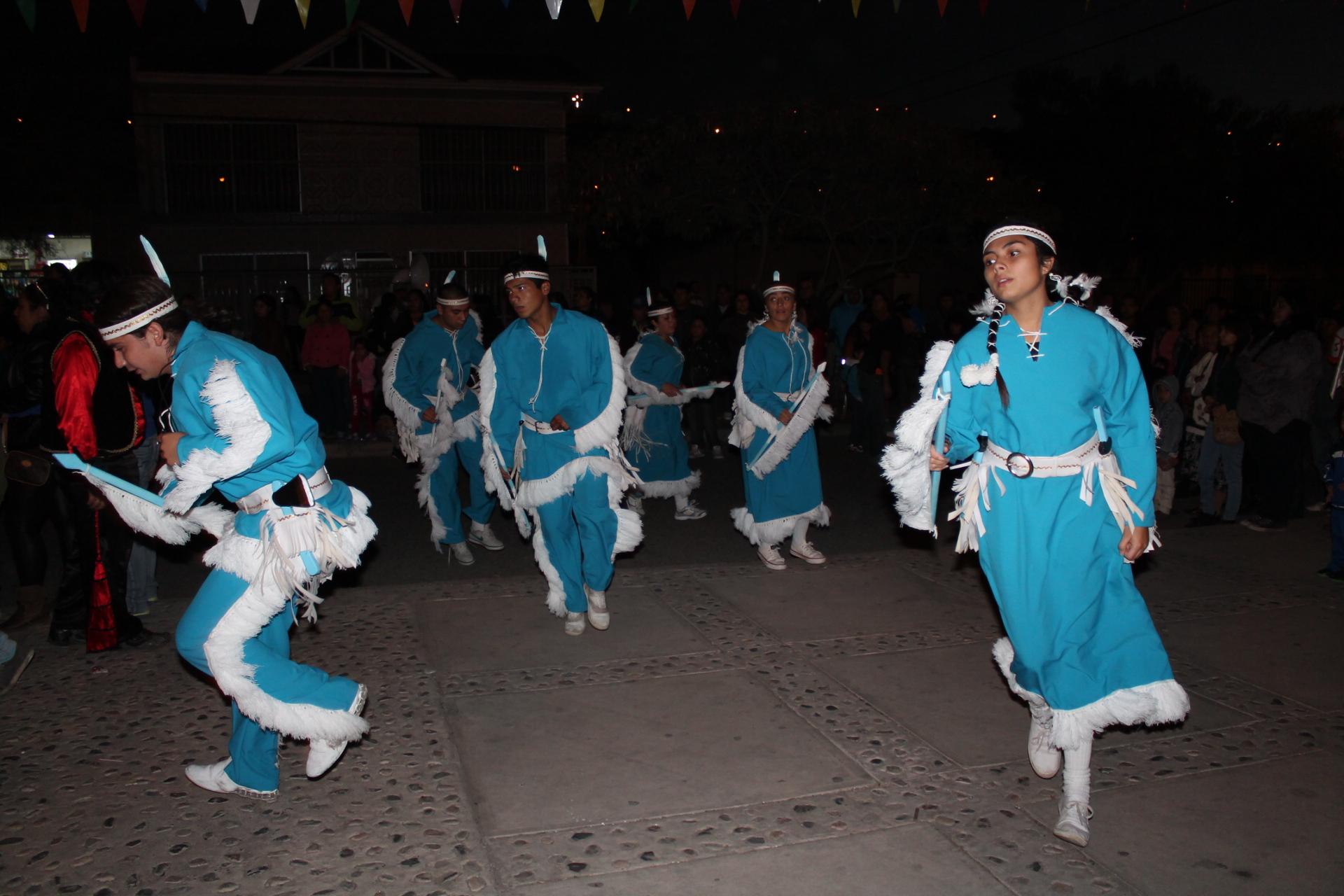 Fiesta de la Santa Cruz finaliza con gran peregrinación por las calles de Rafael Torreblanca