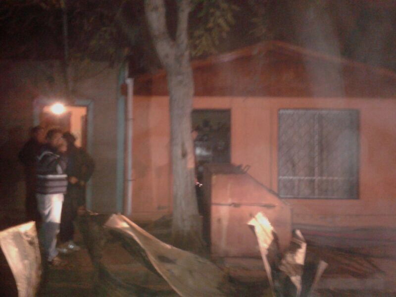 Aguas Chañar aclara situación sobre grifo en incendio ocurrido el fin de semana