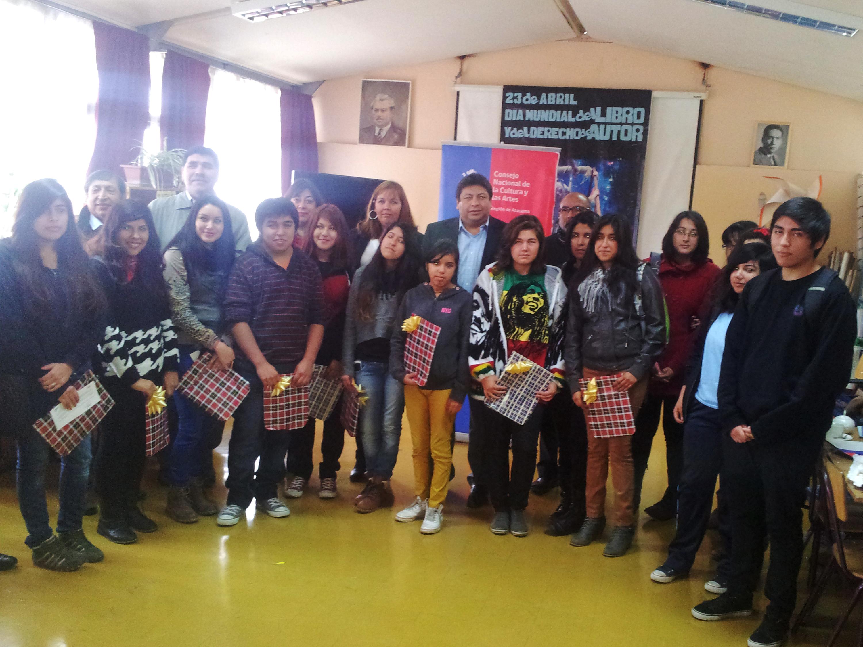 Directora de Cultura participa en jornada literaria  de Vallenar