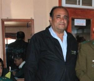 Raúl Peralta, jefe daem
