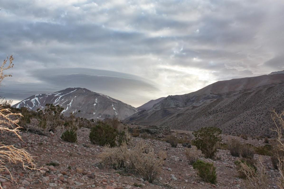 Declaran alerta temprana preventiva en Alto del Carmen por pronóstico de vientos