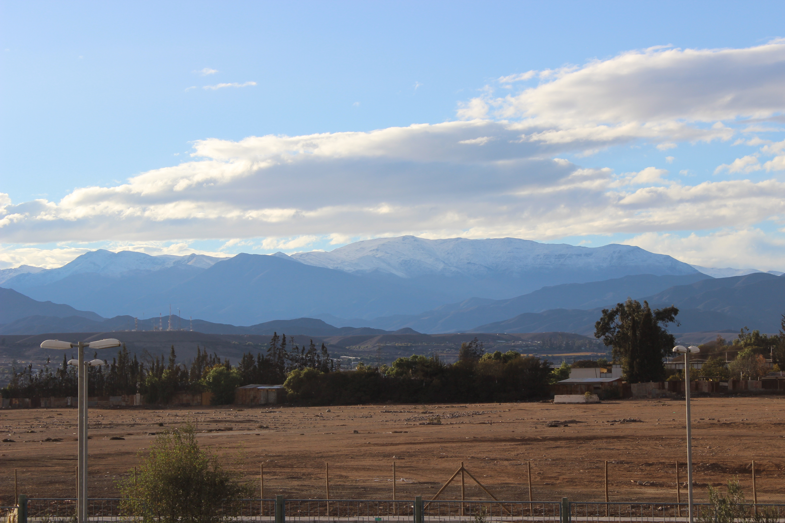 Conozca la cantidad de agua caída en el valle del Huasco