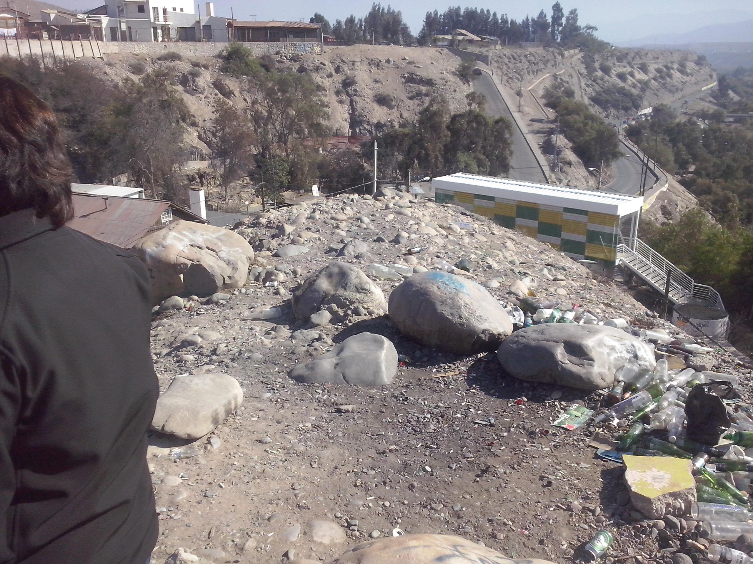 Municipio de Vallenar realiza operativos de limpieza en peligrosos focos de delincuencia nocturna