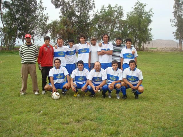 Comenzó campeonato de fútbol rural en Vallenar