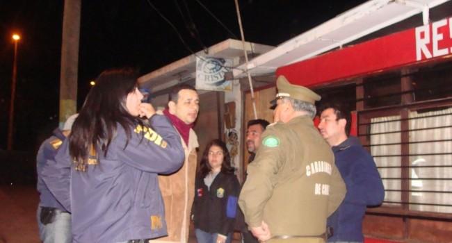 Nuevo operativo conjunto entre la gobernación y las policías en Huasco