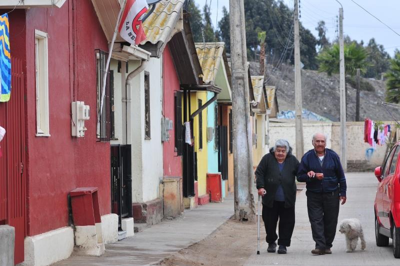 Adultos Mayores del Huasco viven con 130 mil pesos al mes