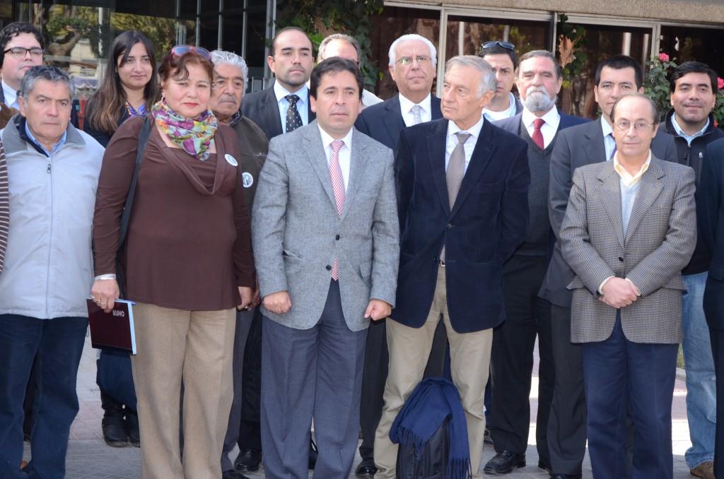 constitución consejo asesor regional de recurso hídrico