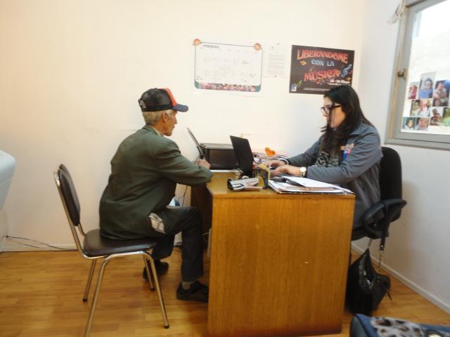 Seremi de Salud se trasladó hasta Alto del Carmen para evaluar personas con discapacidad