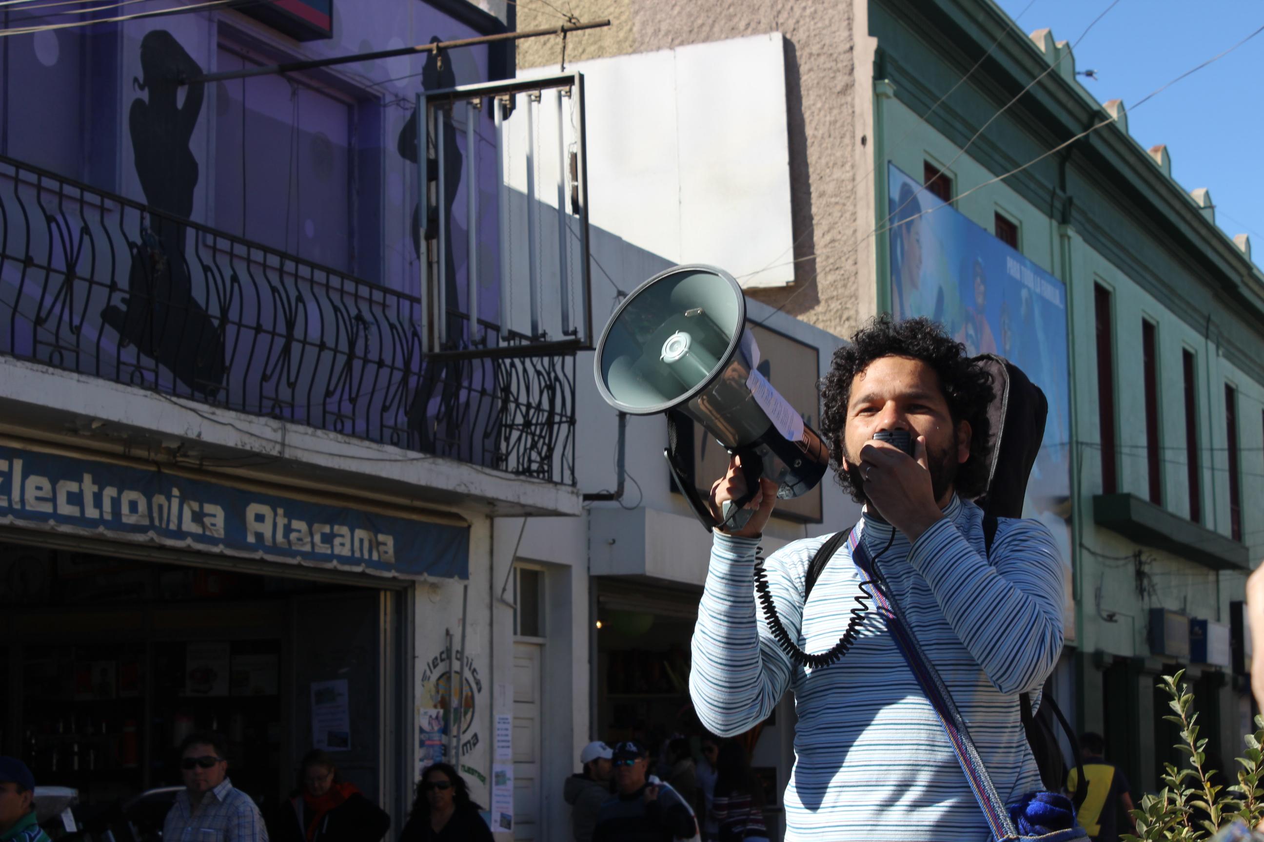 Para este fin de semana convocan a marcha contra Punta Alcalde en Vallenar