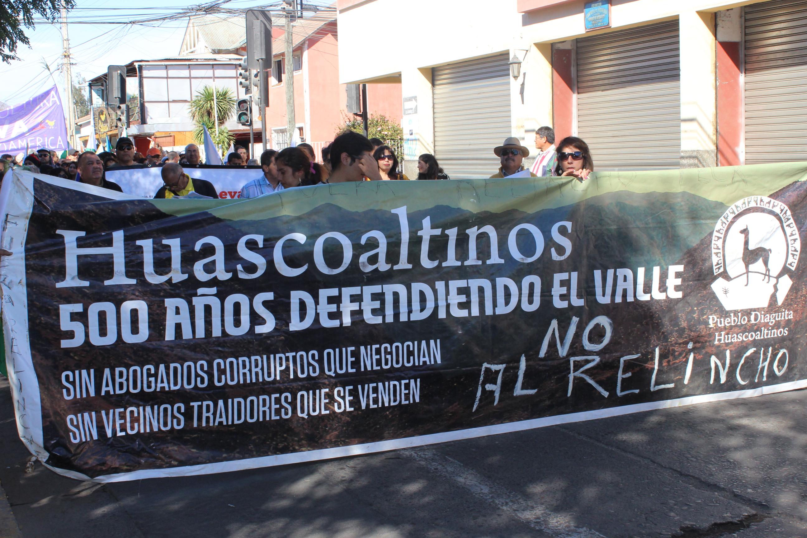 Comunidades diaguitas del Huasco rechazan proceso de consulta indígena