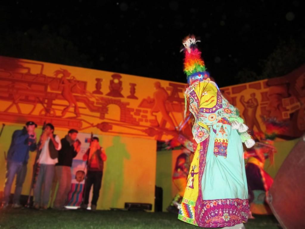 Actividad cultural Tierra Amarilla