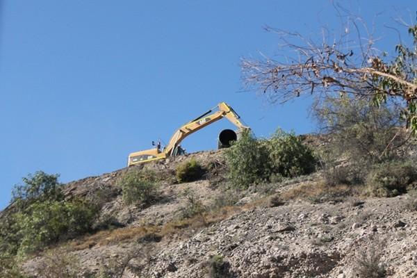 Destrucción de Bosque Nativo tres