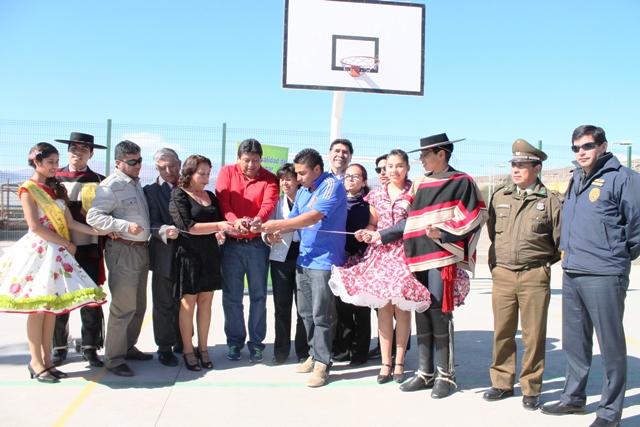 Inauguración multicanchas Rotonda y Pedro Martínez (8)