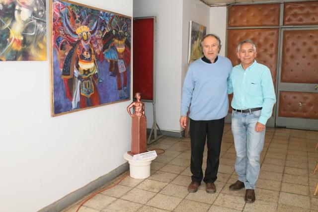 Hasta este viernes 25 estará abierto el Centro Cultural de Vallenar con muestra itinerante de artes integradas