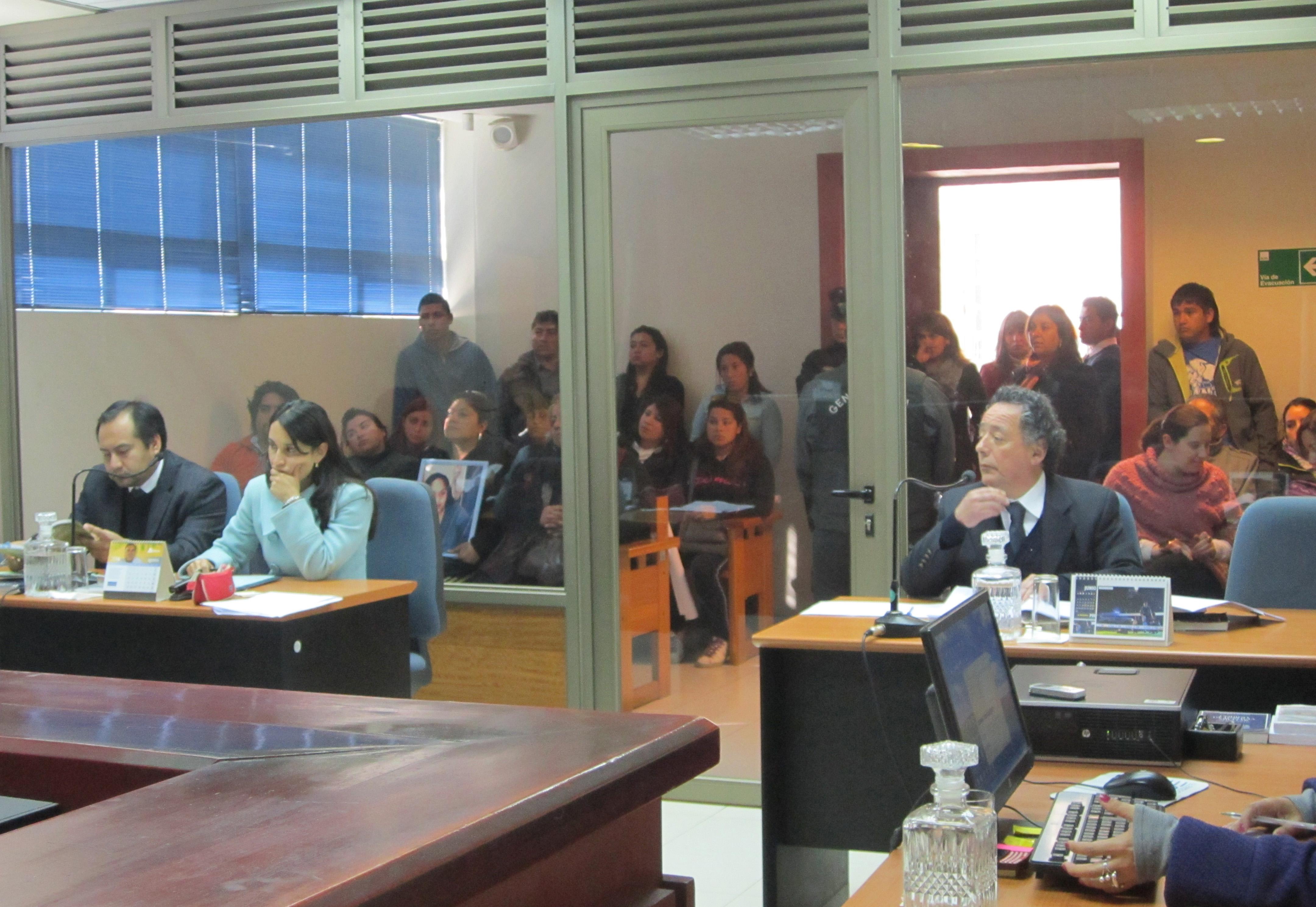 Testigos de homicidio en Vallenar identifican  a detenida como responsable del delito