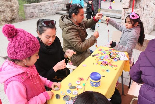 Realizarán actividades recreativas para niños en esta última semana de vacaciones de invierno en Vallenar