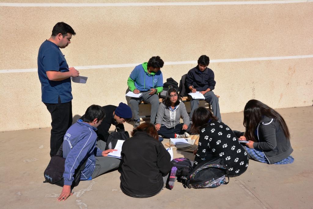 Realizan foro para prevenir efectos dañinos del tabaco en escolares de Alto del Carmen