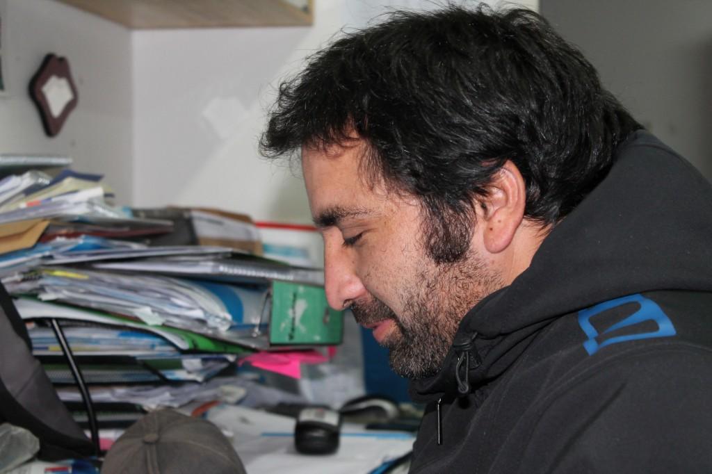 jORGE sANTIBAÑEZ