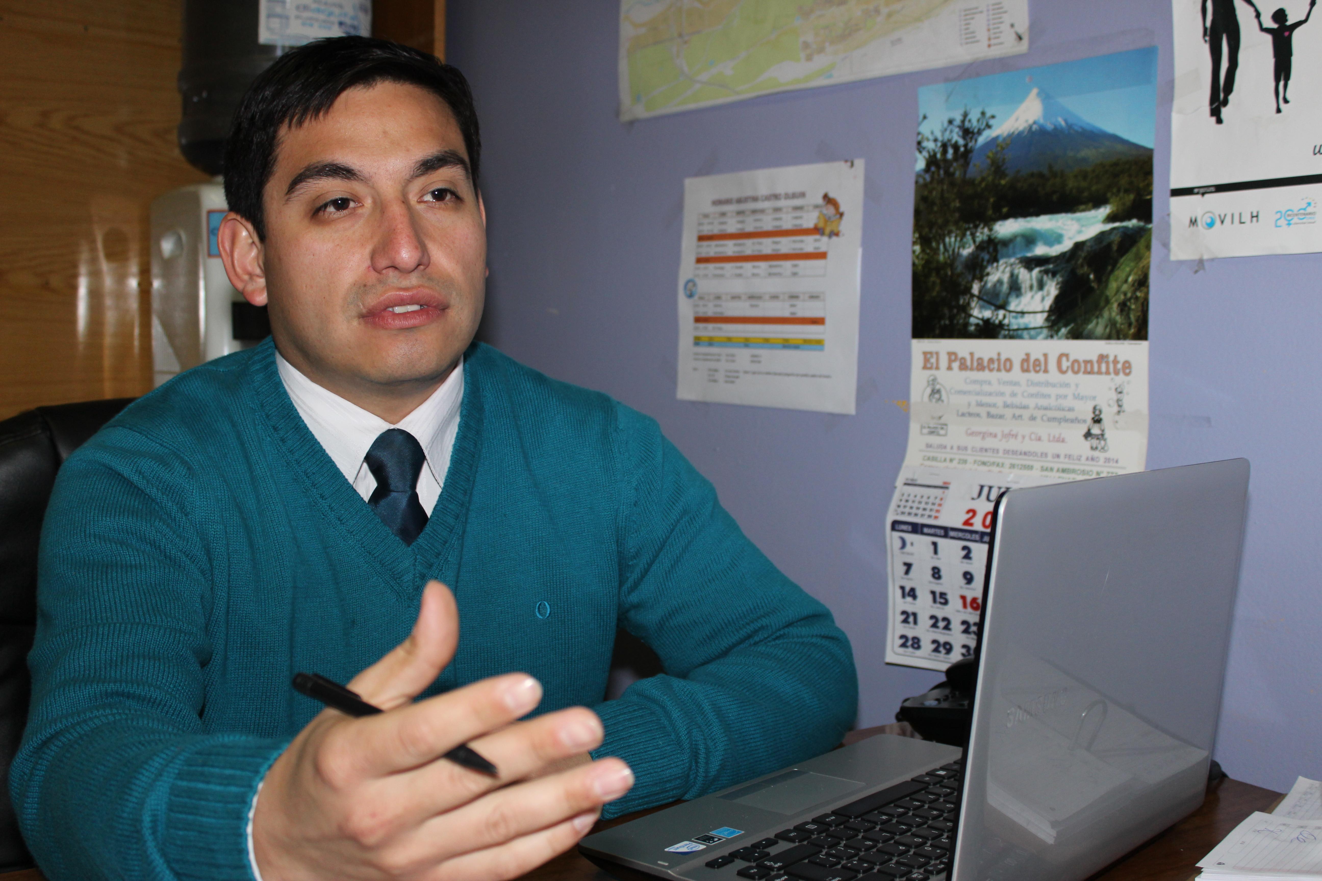 """Concejal de Vallenar: """" Lo que nosotros necesitamos son empresas social y medioambientalmente responsables"""""""