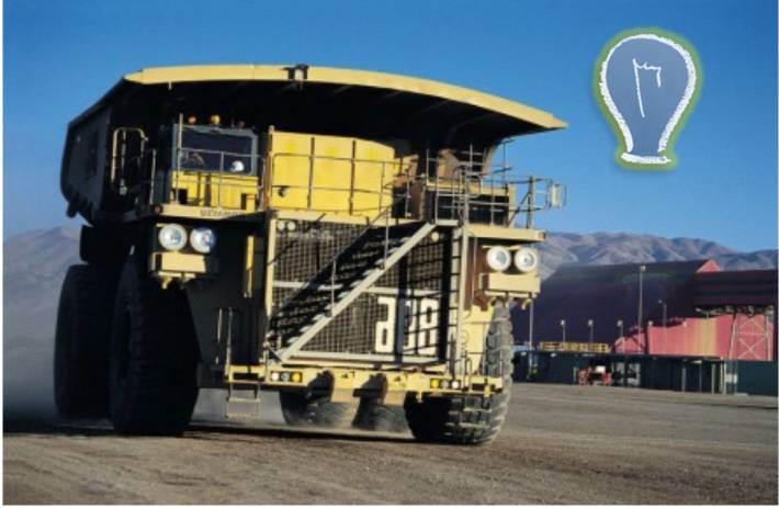 Servicios para la minería en la zona registran baja hasta de un 70%