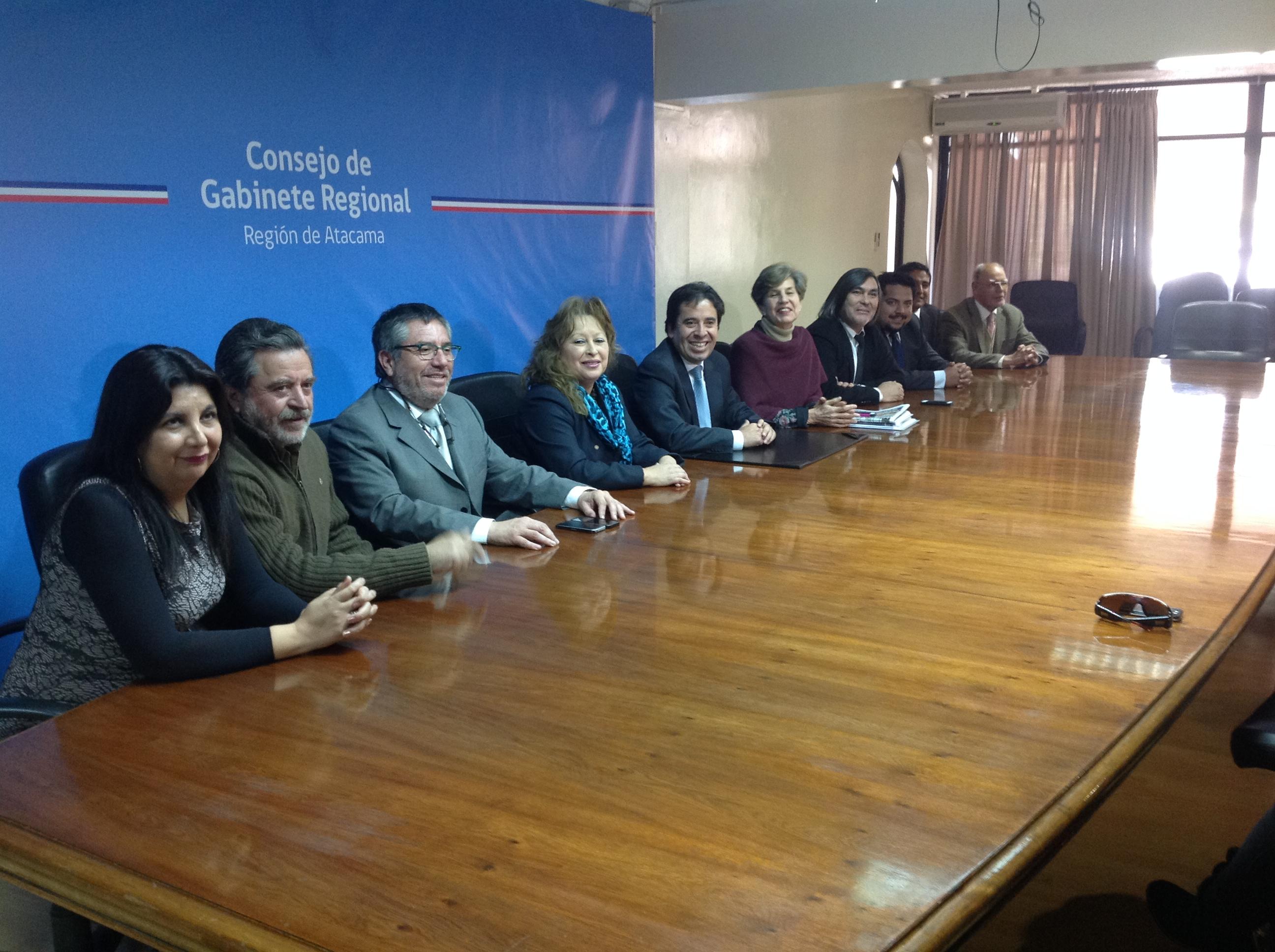 Amada Quezada es la nueva presidente del Consejo Regional