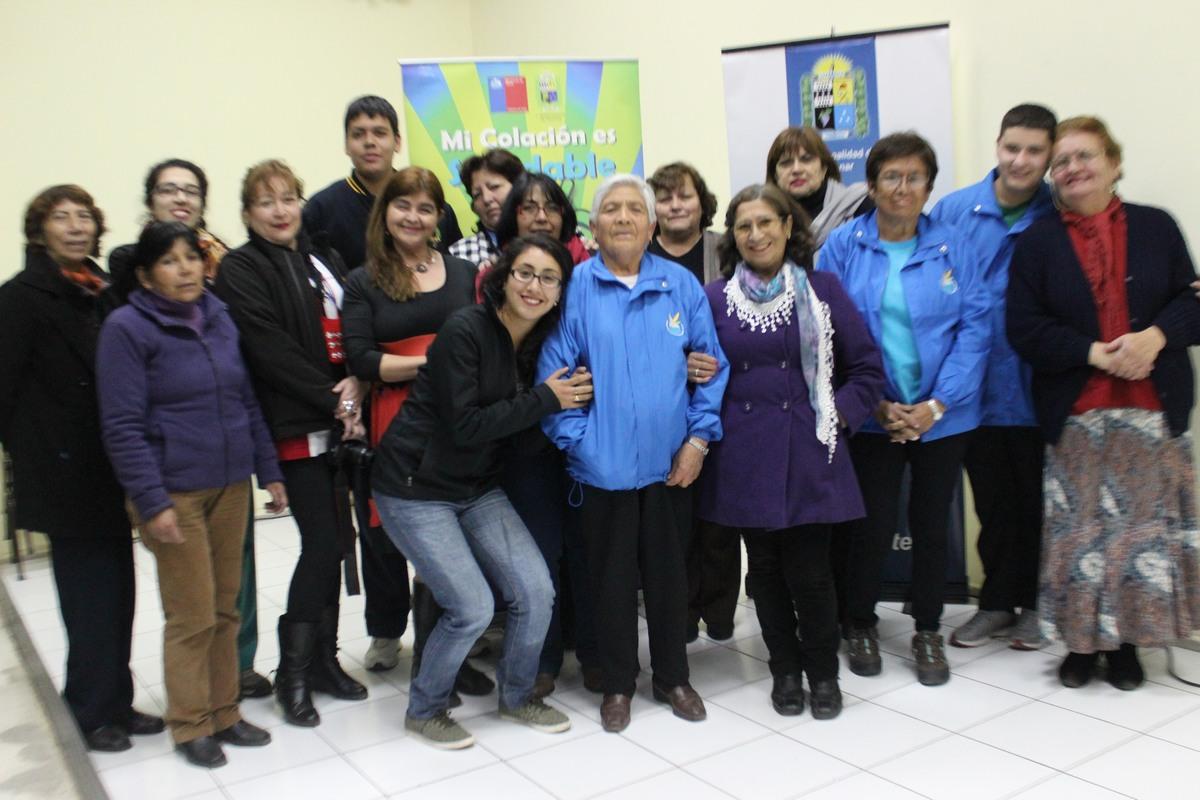 Promotores se capacitan en temas de salud en Vallenar