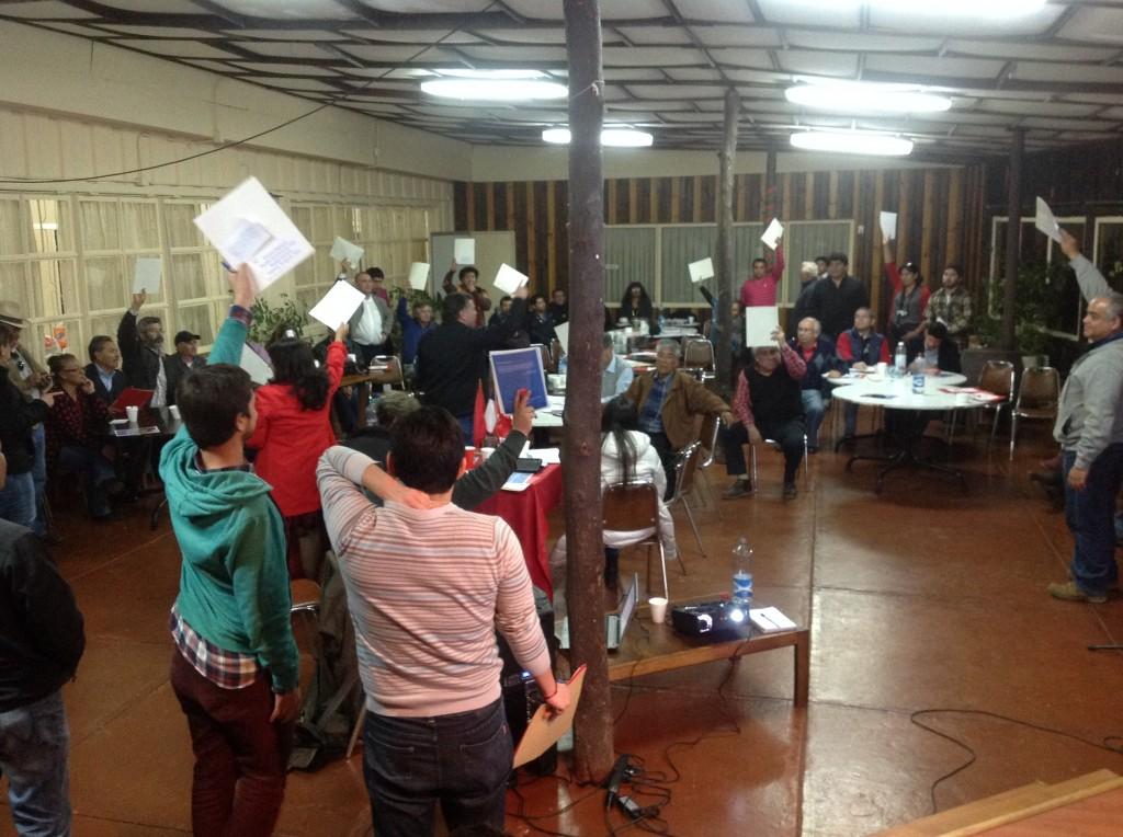 Consejo Regional PS Atacama