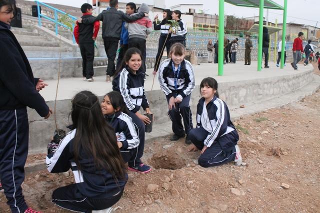 Fiesta de la Arborización en Vallenar (2)