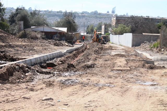 Remodelación de Paseo Ribereño tiene un 30% de avance