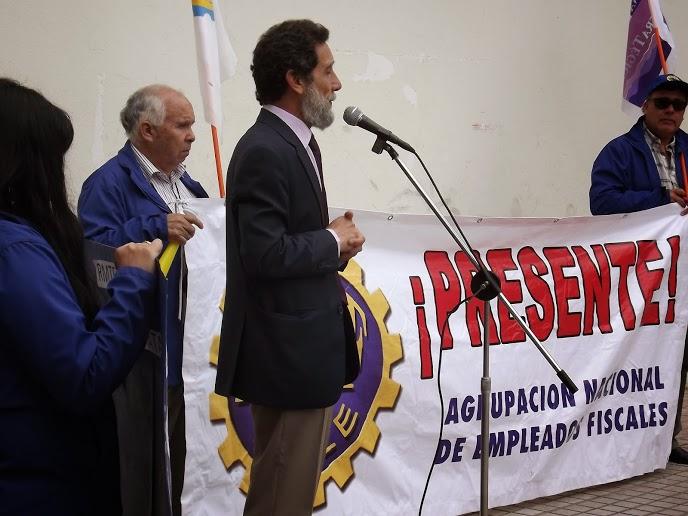 ANEF Atacama anuncia paro para el 25 de agosto por bono compensatorio