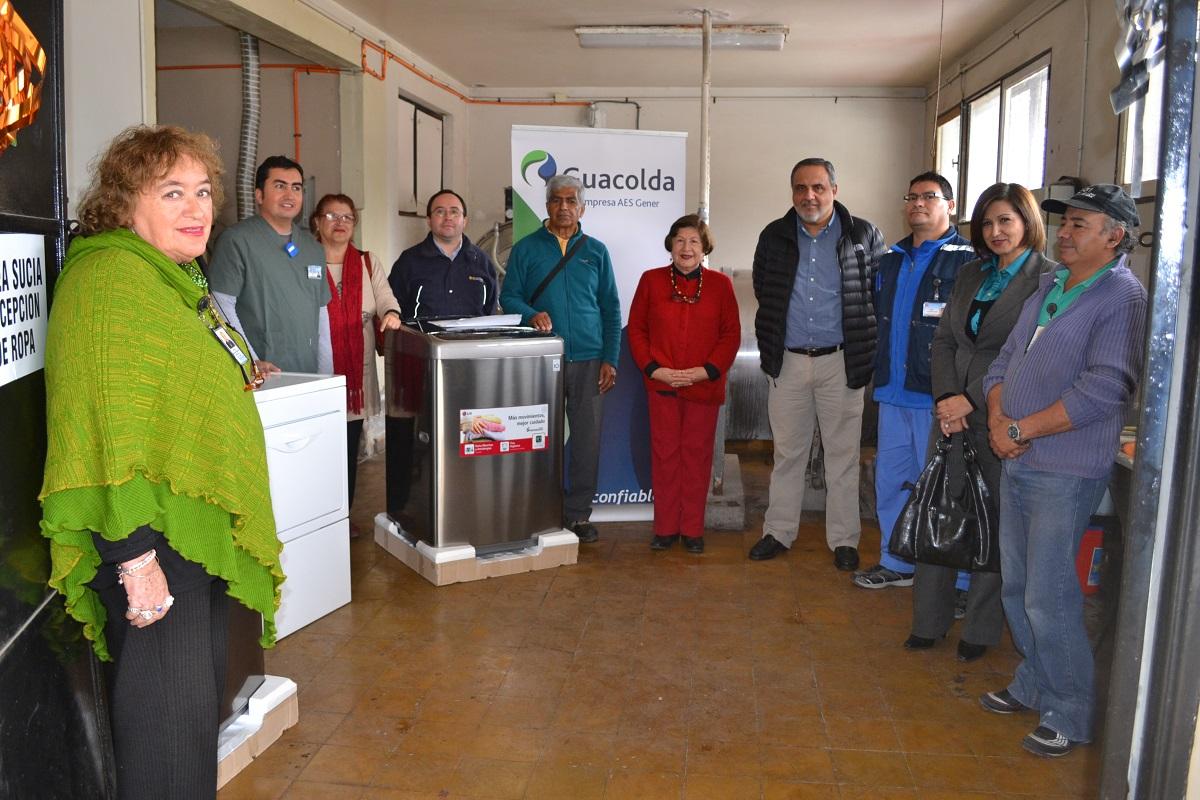Hospital Manuel Magalhaes Medling de Huasco recibe aporte de Guacolda