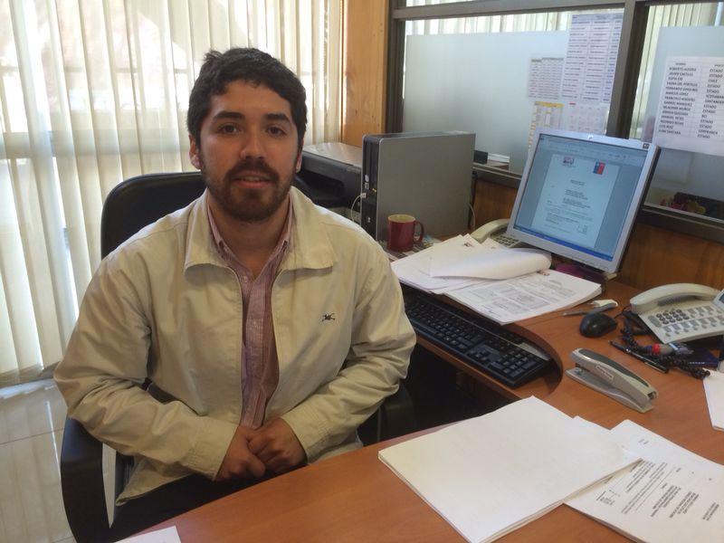 """Juan Rubén Santana, diputado electo: """"No es aceptable que el estado Chileno, mantenga vínculos con SQM"""""""