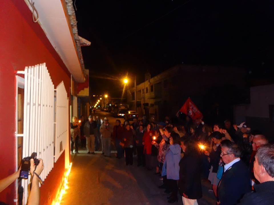 """Realizan en Vallenar """"Café de la Memoria Socialista: Otro 11 de septiembre"""""""