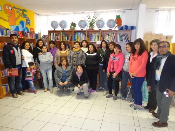 Senda Previene de Vallenar entrega herramientas preventivas a padres