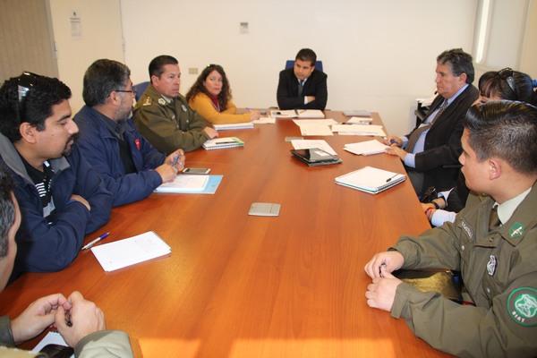 Subcomisiones DAKAR2015