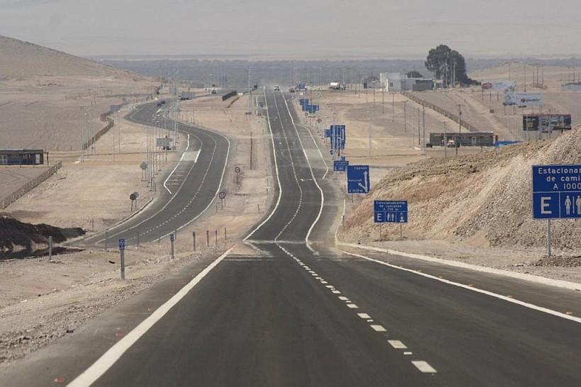 Toesca compra el 49% de la ruta La Serena-Vallenar