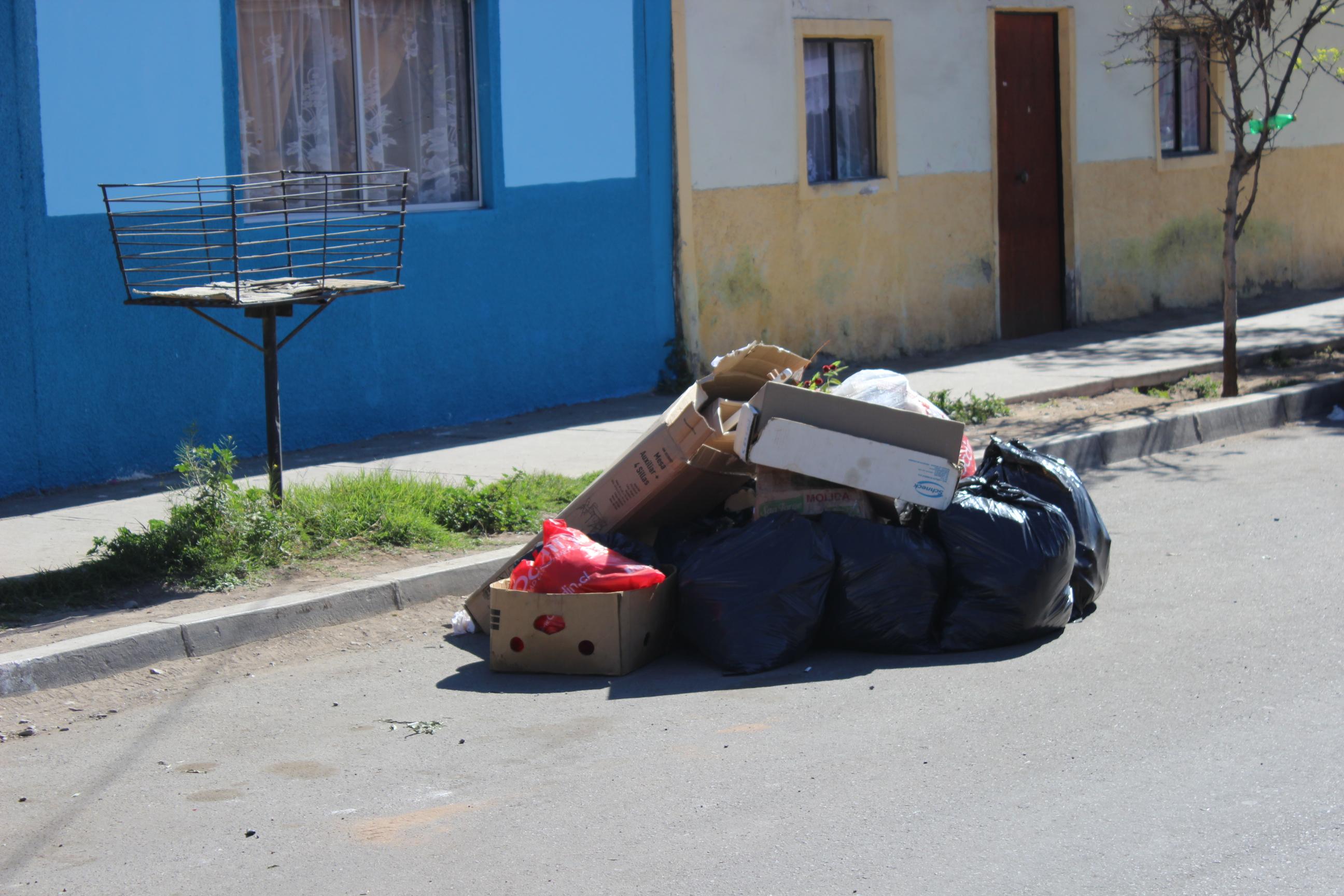 Cosemar solicita no sacar basura durante jornada de hoy y alcalde se reúne con Intendente buscando soluciones