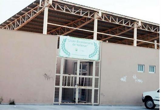 escuela Bicentenario