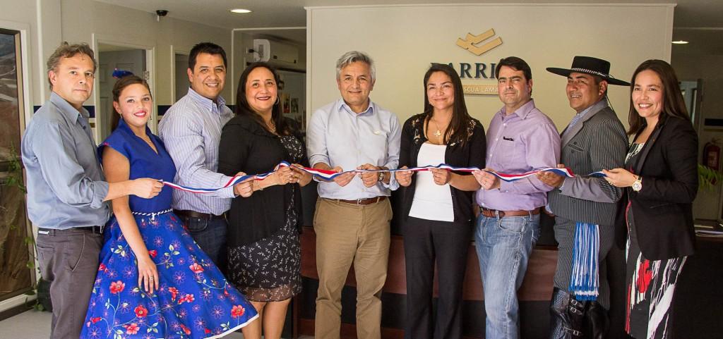 Corte Cinta Inauguracion Oficinas Vallenar_Prensa